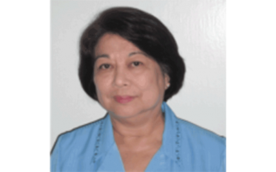 Best wishes, too, to Rosario Demafelix, KBF's Retired Finance Officer