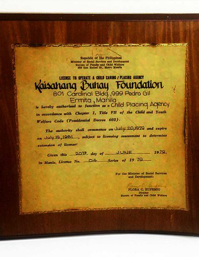 June 20, 1979 - License-to-Operate-a-Child-Caring-Placing-Agency
