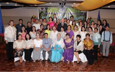 """KBF's 40th Anniversary: """"40 Years of GOD'S WORK"""""""