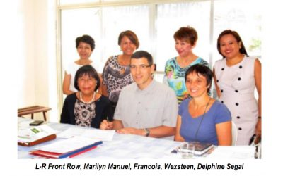 Visit of AEM to the Philippines