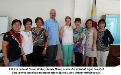 HOLT International visit to Manila