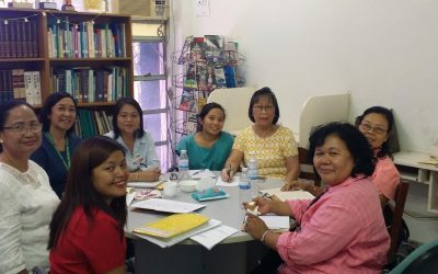Child Nutrition Program Proposed MOA at Pampanga