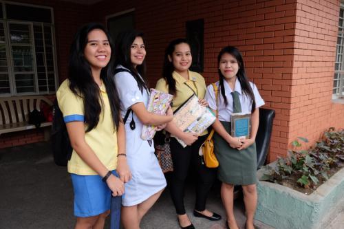 ILEA Girl Scholars